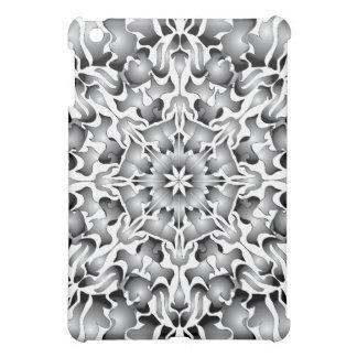 Silver Flame iPad Mini Case