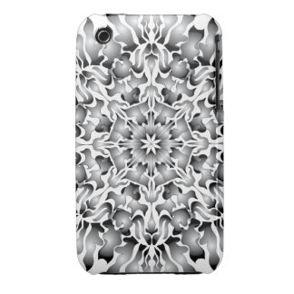 Silver Flame iPhone 3G/3GS Case-Mate Barely There iPhone 3 Cases