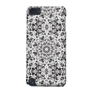 Silver Flame iPod Touch Case