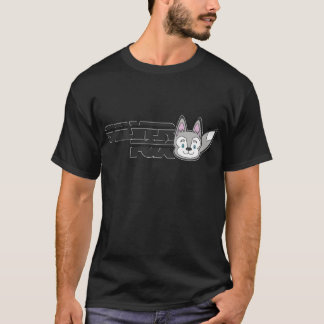 Silver fox logo T-Shirt