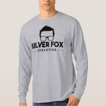 Silver Fox: Long Sleeve Tech T T-Shirt