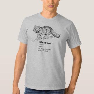 SILVER FOX T SHIRT