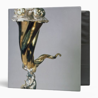 Silver gilt standing cup binder