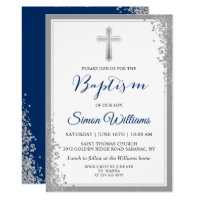 Baptism & Christening Invitations<