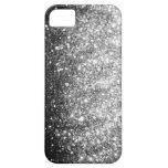 Silver GLitter Sparkle iPhone Case iPhone 5 Case