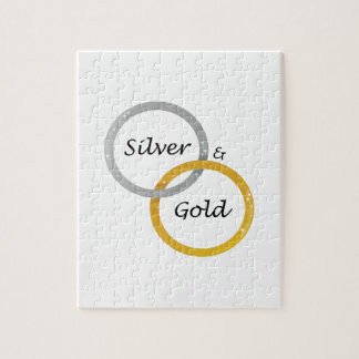 Silver & Gold Puzzles