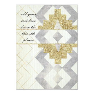 silver,gold,rustic,retro,vintage,geometry,pattern, card