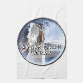 Silver & Grace Women Tea Towel