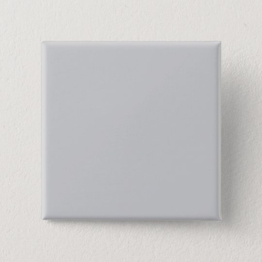 Silver Gray Fashion Grey Color Trend 2014 Blank Button