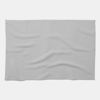 Silver Gray Towels