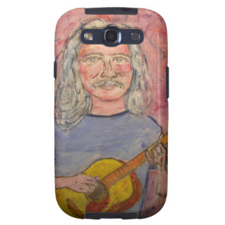 silver haired folk rocker samsung galaxy SIII cover