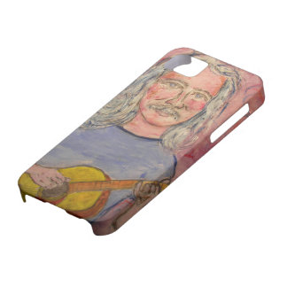 silver haired folk rocker iPhone 5 cases