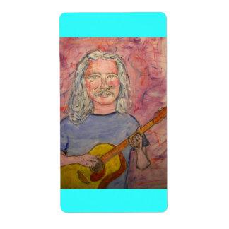 silver haired folk rocker label
