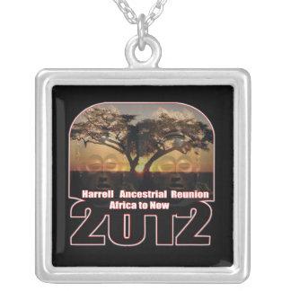 silver harrell reunion necklace