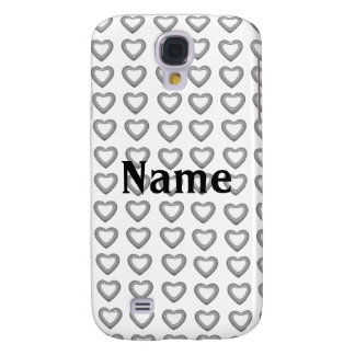 Silver hearts iPhone 3G/3GS Speck case