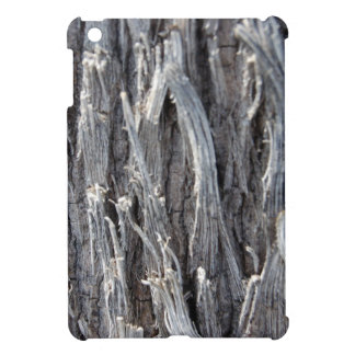 Silver Heavy Metal Wire Strands Design Cover For The iPad Mini