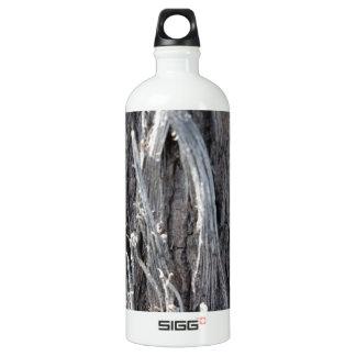 Silver Heavy Metal Wire Strands Design SIGG Traveler 1.0L Water Bottle