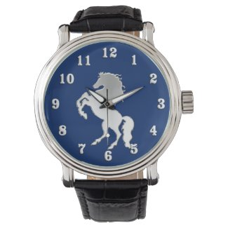 Silver Horse Wristwatches