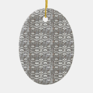 Silver Jewel Strings FUN Art NVN169 NavinJOSHI LUV Christmas Tree Ornament
