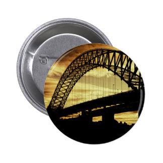 Silver Jubilee Bridge Button