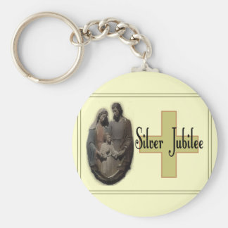 Silver Jubilee Gifts For Nuns Key Chains