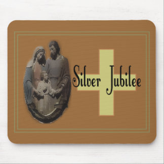 Silver Jubilee Gifts For Nuns Mousepad