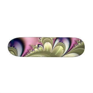 Silver Juniper Skateboard Deck