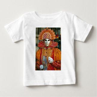 Silver Kabuku Mask Shirts