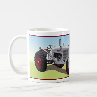 Silver King Tractor Coffee Mug