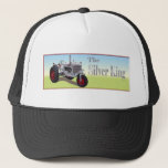 "Silver King Tractor Trucker Hat<br><div class=""desc"">Silver King Tractor</div>"