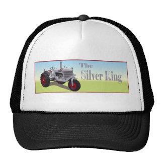 Silver King Tractor Trucker Hat
