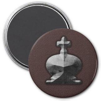 Silver King - Zero Gravity Chess (SLS) Magnets