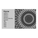Silver Lagoon Double-Sided Standard Business Cards (Pack Of 100)