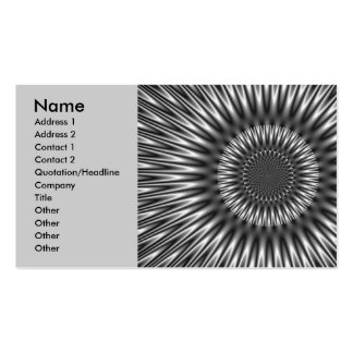 Silver Lagoon Business Card