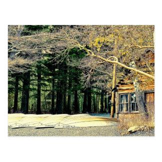 Silver Lake California Postcard