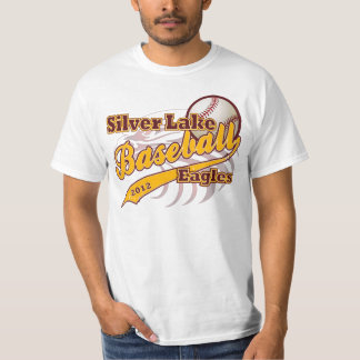 Silver Lake Eagles Baseball T Shirt