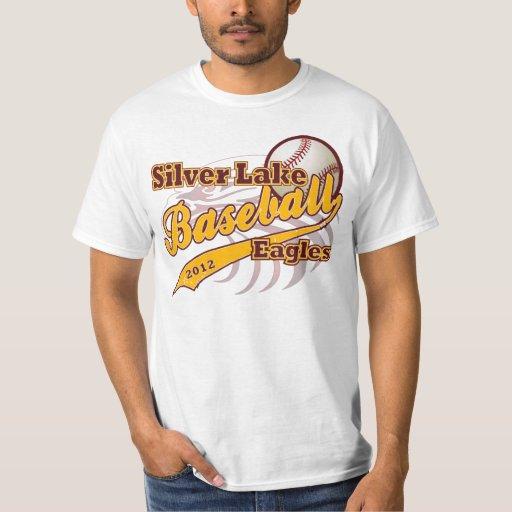Silver Lake Eagles Baseball T-Shirt