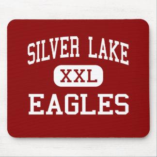 Silver Lake - Eagles - High - Silver Lake Kansas Mouse Pad