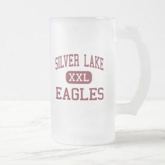 Silver Lake - Eagles - High - Silver Lake Kansas Coffee Mugs