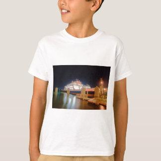 silver lake ferry boat at ocracoke island T-Shirt