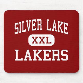 Silver Lake - Lakers - High - Kingston Mouse Pad