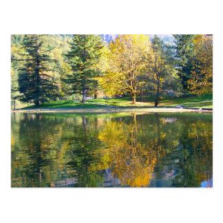 Silver Lake Postcard