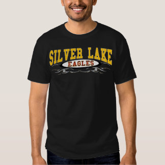 Silver Lake Razor Tee Shirt