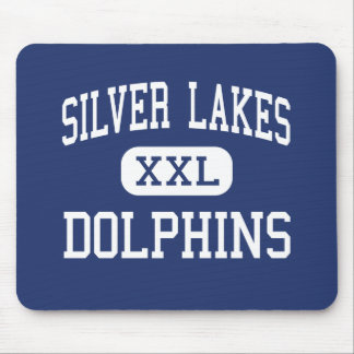 Silver Lakes Dolphins North Lauderdale Mouse Pad