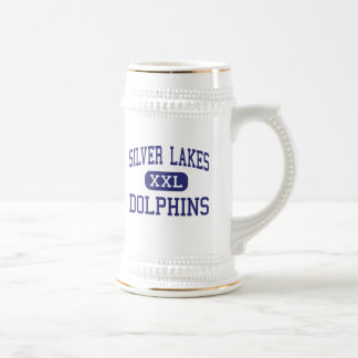 Silver Lakes Dolphins North Lauderdale Coffee Mugs