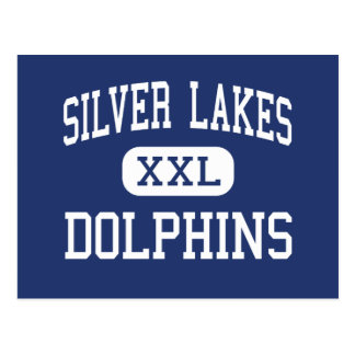 Silver Lakes Dolphins North Lauderdale Postcard