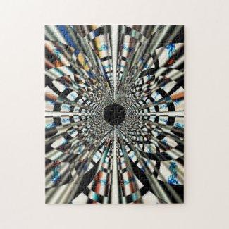 Silver Light Puzzle puzzle