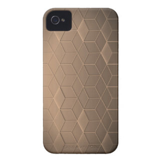 Silver Lines iPhone 4 Case