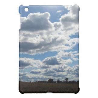 Silver Lining Clouds Sky Case For The iPad Mini
