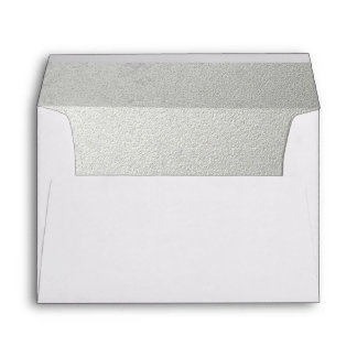 Silver Lining Envelope